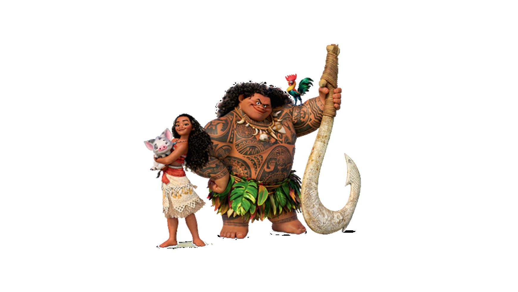 Моана и Пуа
